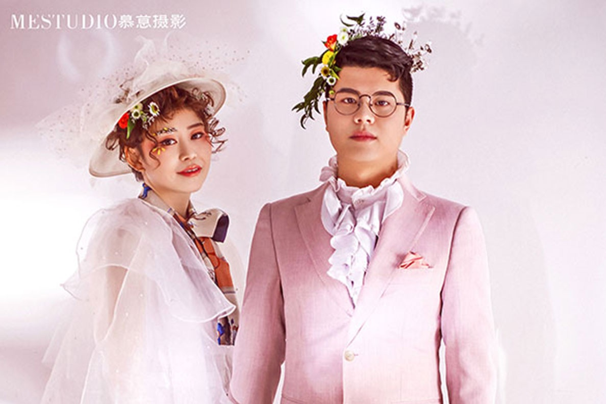 MR.ZHANG&MRS.LIU 2019